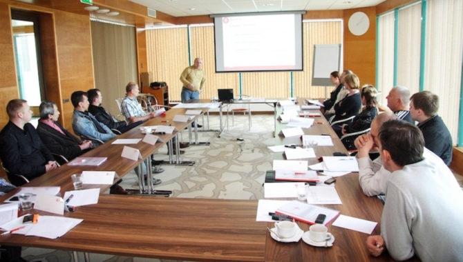 Toila SPA Hotell seminariruum Star klass