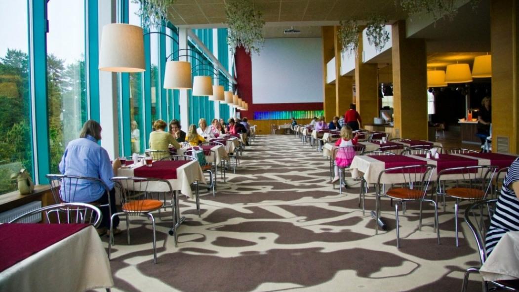 Toila SPA Hotell buffet restoran Mare Margarita.