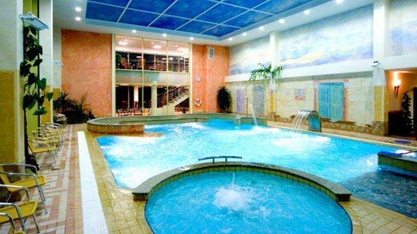Toila SPA Hotell Termid bassein