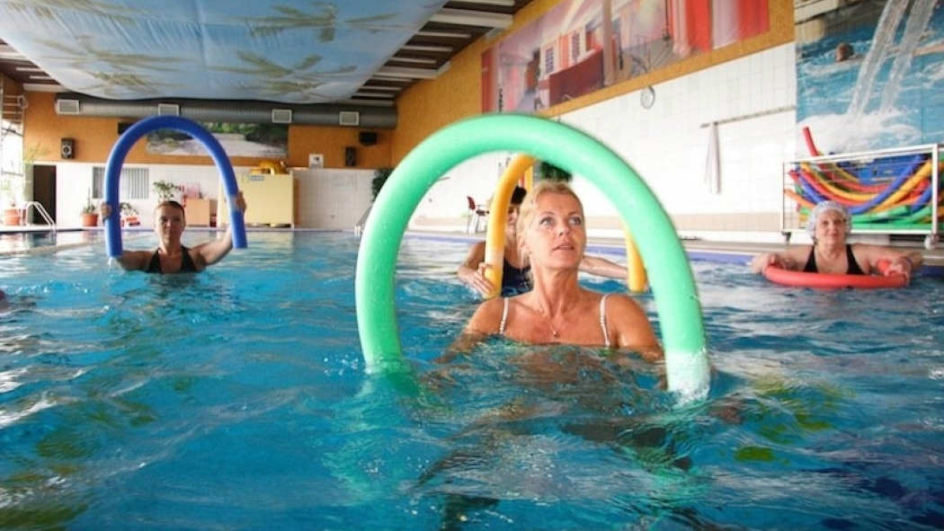 Toila SPA Hotell bassein vesivõimlemine