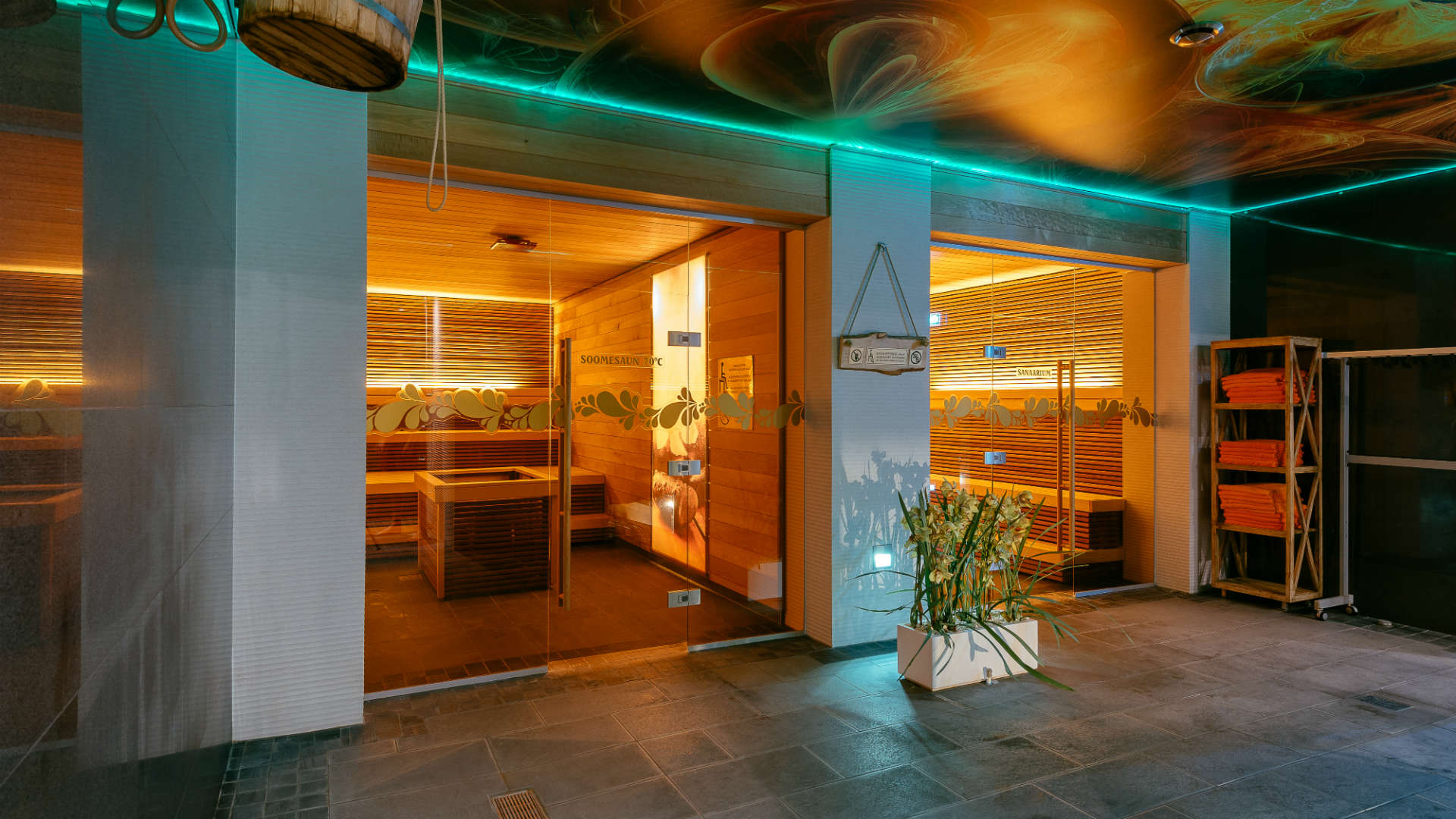 Toila SPA Hotell wellnesskeskus Orhidee