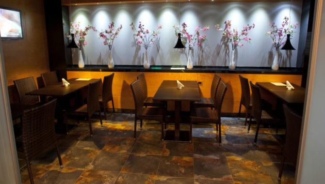Toila SPA Hotell wellnesskeskus Orhidee sushi-baar