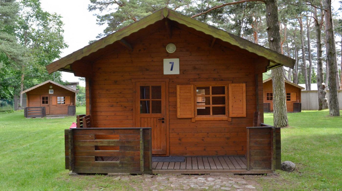 Toila SPA Hotell Männisalu kämping